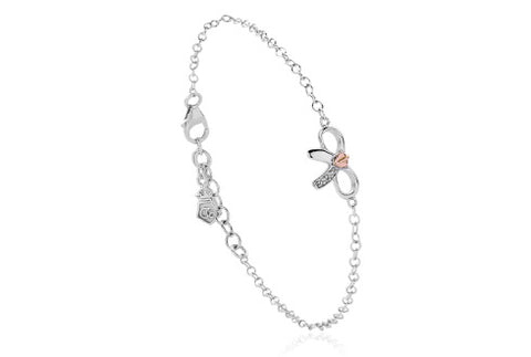 Clogau - Tree of Life Bow Bracelet 3STOLBMB 2413035