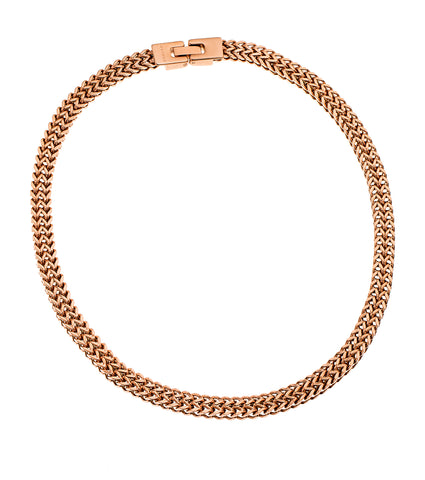 Edblad - Lee Double Length Rose Gold Necklace 41530024