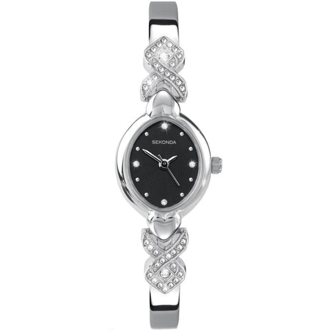 Sekonda Stainless Steel Ladies Bracelet Watch 4552 1006202