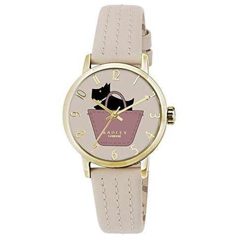 Radley - Liverpool Street Grey Leather Ladies Watch RY2288