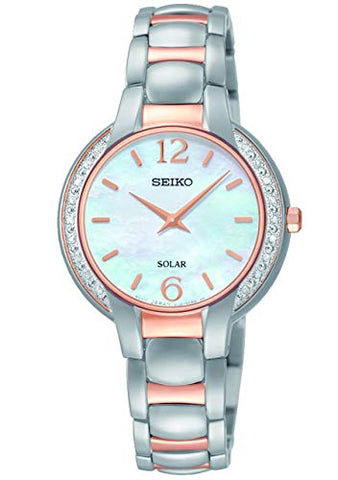 Seiko Solar Ladies Bracelet Watch SUP256P9 1004079