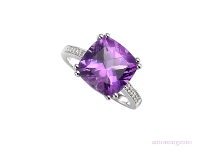 Amore Vivacious Violet Ring 6230