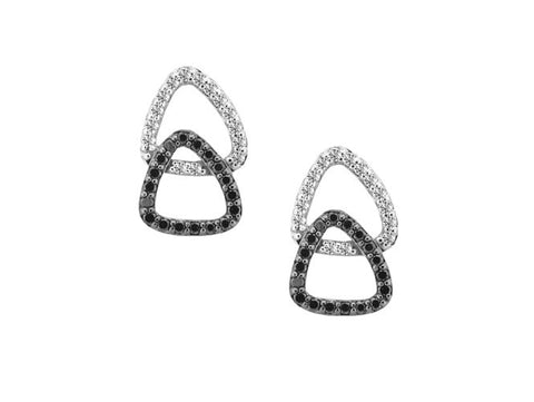 Amore Zig Zag Earrings 7559