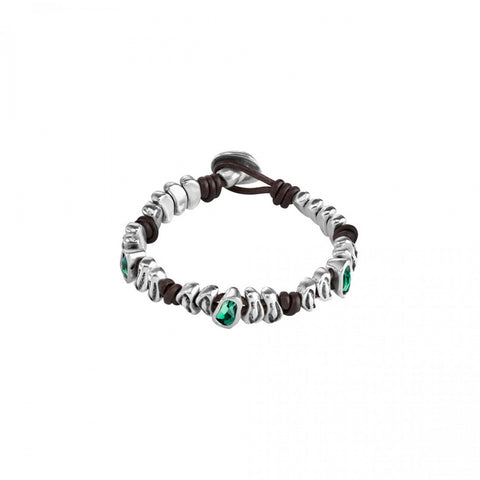 UNO de 50 - Green as Hell Bracelet 4105122