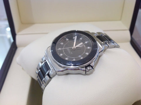 TAG Heuer Formula 1 Lady Ceramic Diamond Dial Pre-Owned Watch