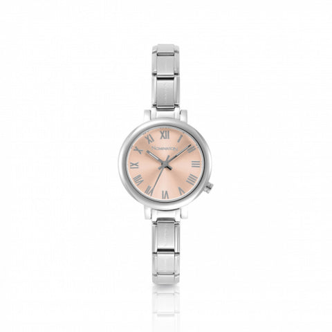 Nomination - Ladies Stainless Steel Watch with Blue Face 076010 005