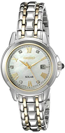 Seiko Solar Ladies Bracelet Watch SUT244P9 1004084