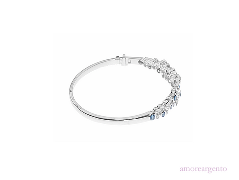 Amore Rhapsody in Blue Bangle 9059