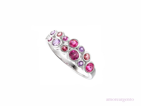 Amore Rhapsody in Pink Ring 9106