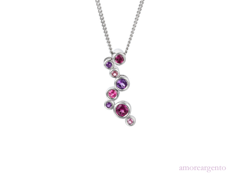 Amore Rhapsody in Pink Necklace 9107