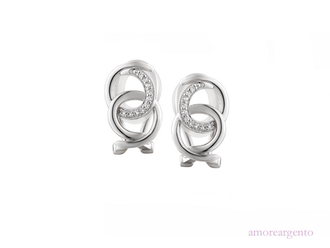 Amore Harmony Clip Earrings 9115