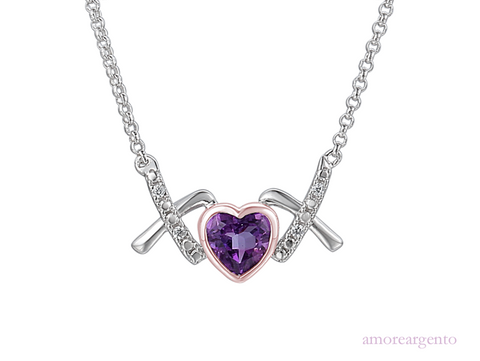 Amore Love & Kisses Spice Necklace 9201