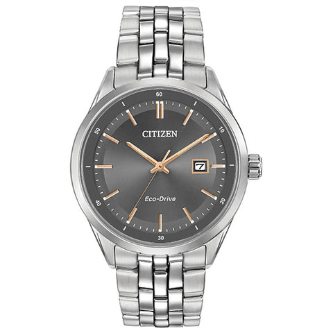 Citizen Eco-Drive Mens Bracelet Watch BM7251-53H