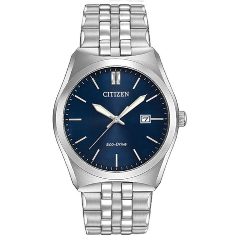 Citizen Eco-Drive Mens Bracelet Watch BM7330-59L