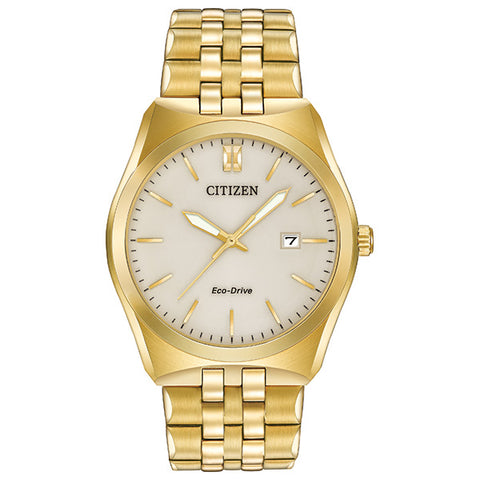 Citizen Eco-Drive Mens Bracelet Watch BM7332-53P