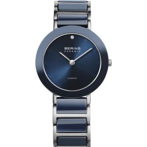 Bering Ladies Ceramic Collection Watch 11429-Charity