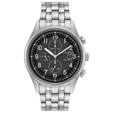 Citizen Eco-Drive Mens Sports Watch CA0620-59H
