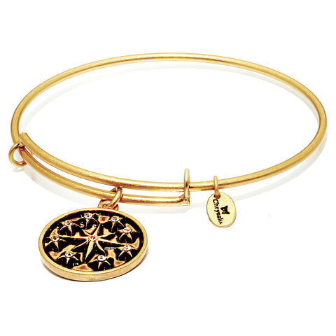 Chrysalis - Christmas Star Expandable Bangle