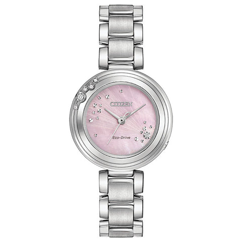 Citizen Eco-Drive L-Carina Ladies Watch EM0460-50N 1003245