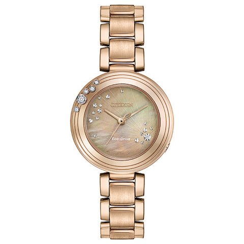 Citizen Eco-Drive L-Carina Ladies Watch EM0463-51Y