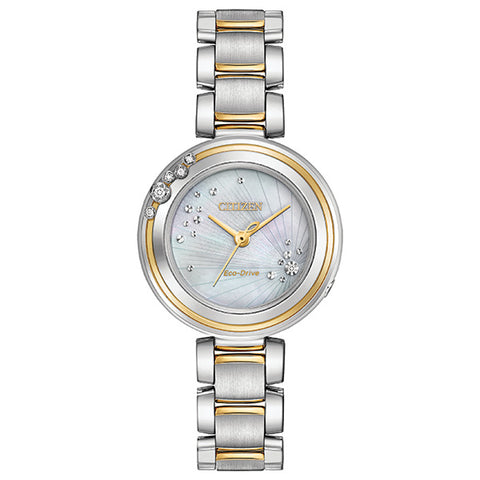 Citizen Eco-Drive L-Carina Ladies Watch EM0464-59D