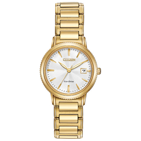 Citizen Eco-Drive Ladies Bracelet Watch EW2372-51A 1003217