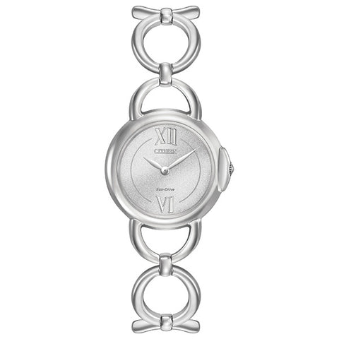Citizen Eco-Drive Silhouette Ladies Watch EX1450-59A 1003254