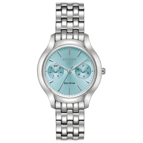 Citizen Eco-Drive Silhouette Ladies Watch FD4010-57L