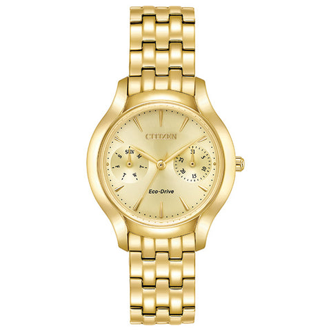 Citizen Eco-Drive Silhouette Ladies Watch FD4012-51P