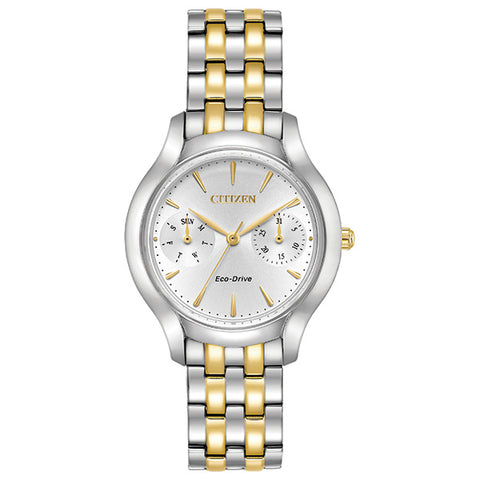 Citizen Eco-Drive Silhouette Ladies Watch FD4014-56A