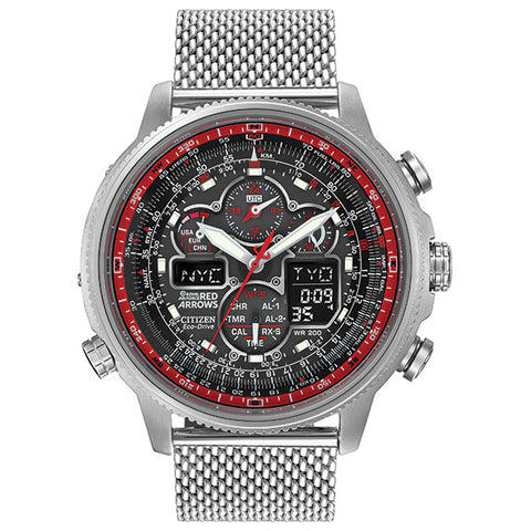 Citizen Eco-Drive Red Arrows Limited Edition Navihawk A.T JY8039-54E