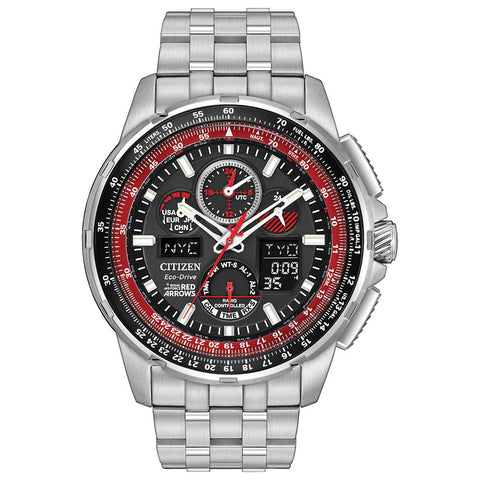 Citizen Watch (Gents Red Arrows Skyhawk A.T) JY8059-57E