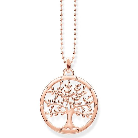 Thomas Sabo Tree of Love Necklace 4804434