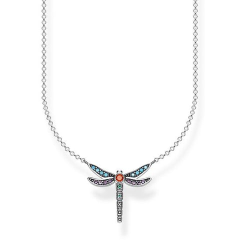 Thomas Sabo Small Dragonfly Necklace 4804788
