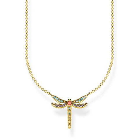 Thomas Sabo Small Dragonfly Necklace 4804789