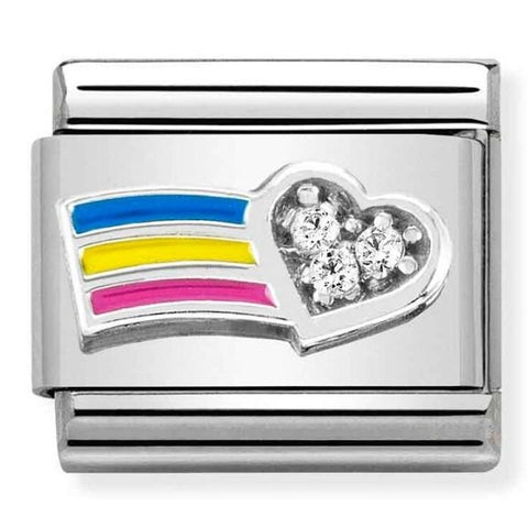 Nomination Silver Mum Charm 330101 12
