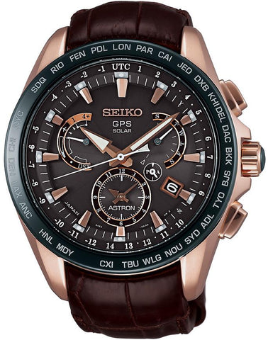 Seiko Astron Novak Djokovic Limited Edition Watch SSE060J1 1004100