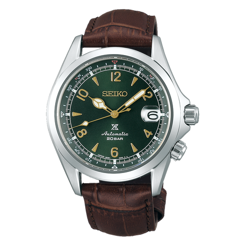 Seiko Prospex Alpinist Automatic Watch SPB121J1