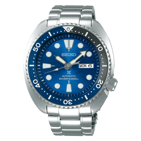 Seiko Prospex Save The Ocean Turtle Automatic Divers Watch SRPD21K1