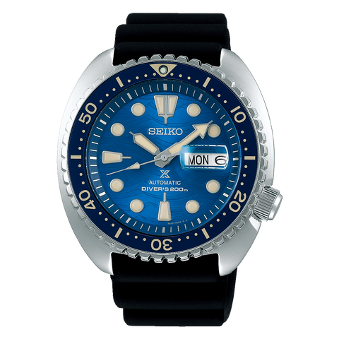 Seiko Prospex Save The Ocean Turtle Automatic Divers Watch SRPE07K1