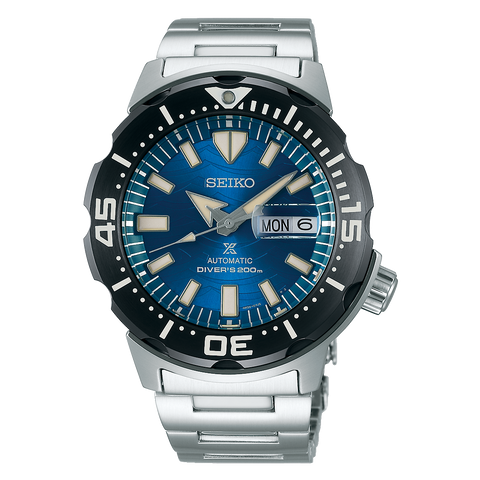 Seiko Prospex Save The Ocean Monster Automatic Divers Watch SRPE09K1