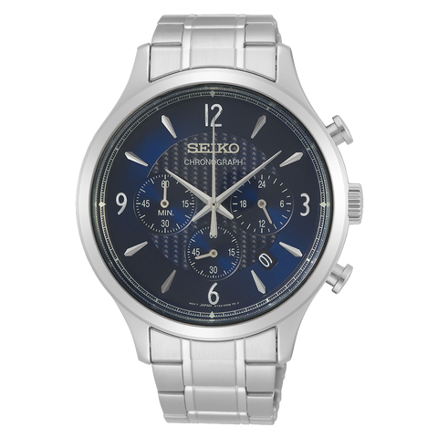 Seiko Gents Chronograph Watch SSB339P1 1004124
