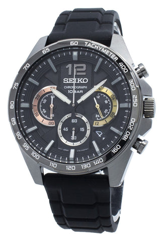 Seiko Chronograph Tachymeter Quartz Gents Watch SSB349P1 1004144
