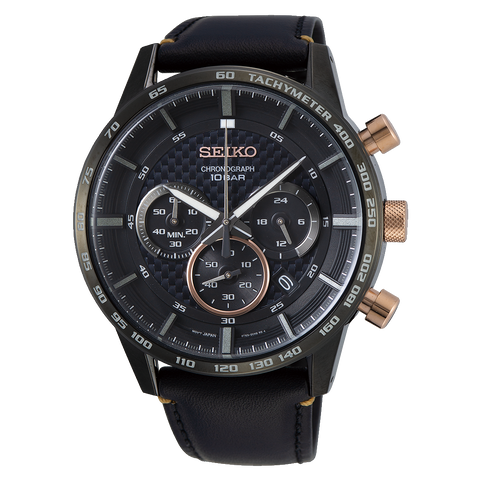 Seiko Conceptual Series Gents Chronograph Watch SSB361P1