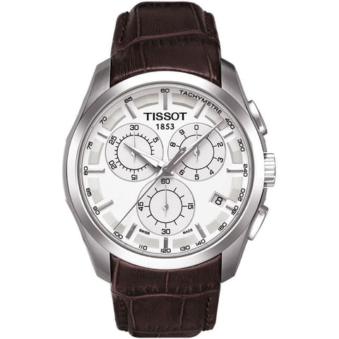 Tissot Couturier Chronograph Gents Watch