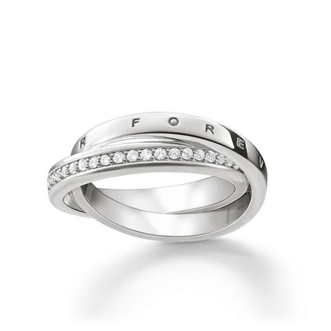 Thomas Sabo Together Forever Ring TR2099-051-14