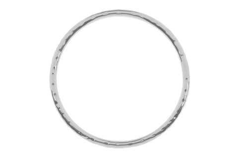 Tianguis Jackson Sterling Silver Slave Bangle BT2143 0401225