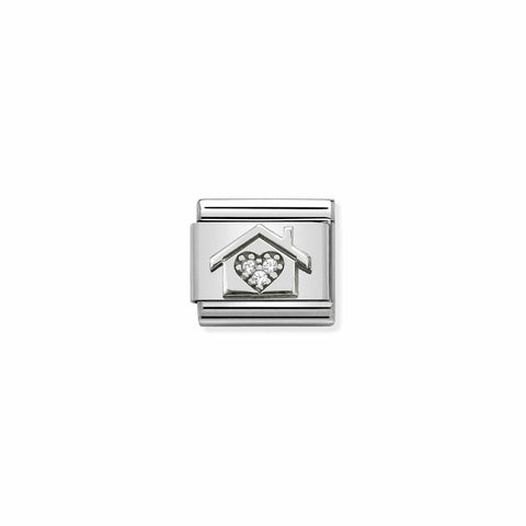 Nomination Silver Grandpa Charm 330208 12