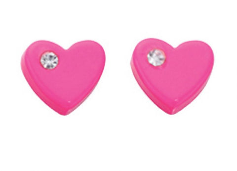 Children's Paw Print Stud Earrings A873P 0405321