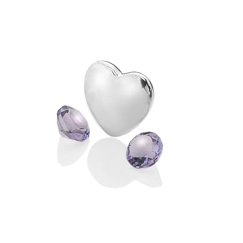 Hot Diamonds Anais February Birthstone Amethyst Charms EX121 2007174